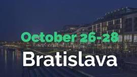 Reactive2016 in Bratislava, Slovakia