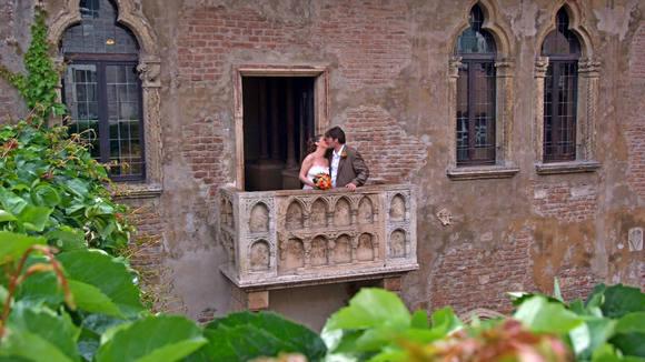 Trouwen in Verona, de droom van veel koppels - Italië met Dolcevia.com