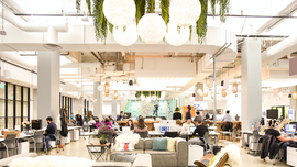 Retailers are Creating Workspace