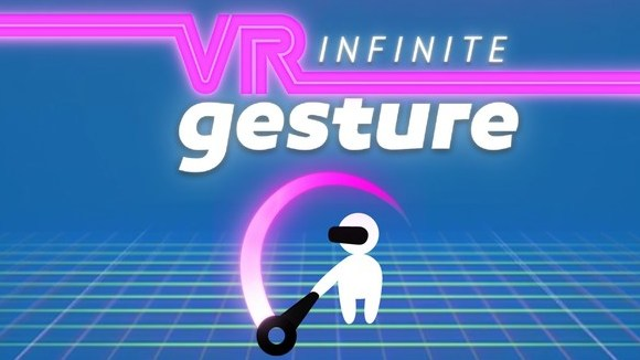 VR Infinite Gesture built with Neural Network