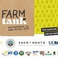 Sept 21-23 - 1st Annual Farm Tank Summit