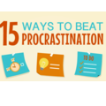 15 Ways to Beat Procrastination and Be More Productive