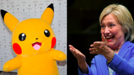 Pokémon Go is barely a week old and Hillary Clinton is already using it to register voters - Vox