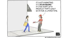 On The Art of Storytelling