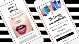 Sephora Is Driving Mobile Sales With Tinder-Like Features