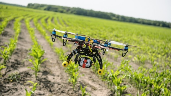 Six Ways Drones Are Revolutionizing Agriculture - MIT Technology Review