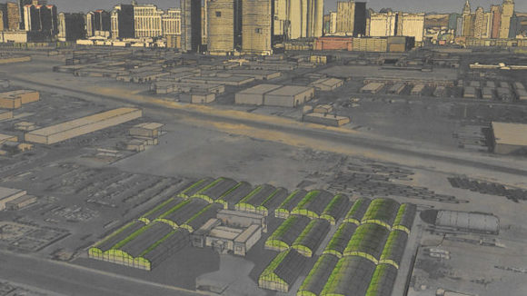 Urban Seed Promises a Sustainable Farming - Agritecture