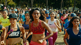 Da Da Ding: Nike India's Thumping Girl Video Goes Viral