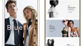 Bluefly Launches A New Shopping App