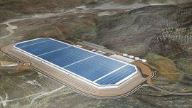 Inside the Enormous Tesla Motors Gigafactory