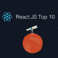[英] Top 10 React.JS Articles for the Past Month(July)