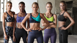 Victoria's Secret Looks to Athleisure for Growth