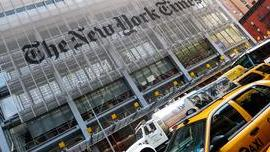 New York Times Reports Ad Sales Decline