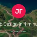 Web Design in 4 minutes