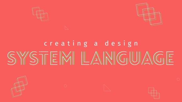 Creating a Design System Language… — Medium
