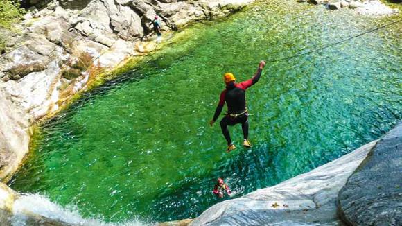 Trentino   ´Adrenaline giert om je oren´ - Canyoning - Italië met Dolcevia.com
