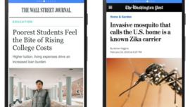 Google's Instant Articles to Take Over Mobile Search