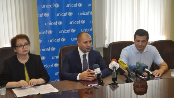 Ministry of Justice, UNICEF, and IRP signed a Memorandum to reduce the number of children in contact with the justice system