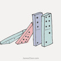 The Domino Effect: How to Create a Chain Reaction of Good Habits | The Next Web