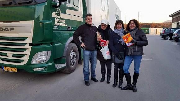 Rob de Trucker, kortste schakel tussen Italië en de Nederlandse supermarkt - Italië met Dolcevia.com