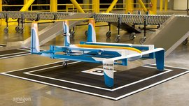 Amazon's Drone Future Is A Lot Like Its Present