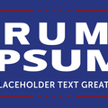 Trump Ipsum: Make Placeholder Text Great Again!