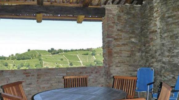 Cascina Bricchetto Langhe nabij Alba - Italië met Dolcevia.com