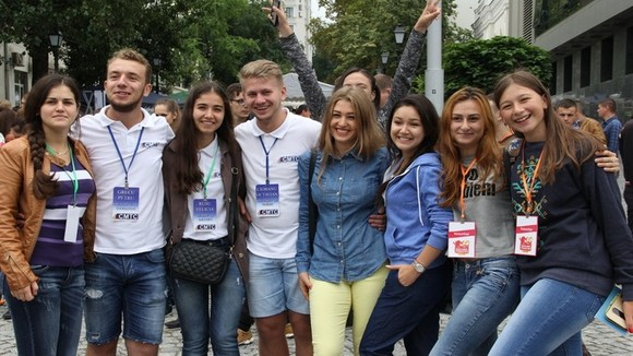 Youth Festival was organised in Moldova to celebrate the International Youth Day