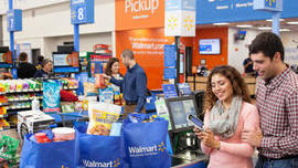 Walmart Sees Double Digit eComm Growth