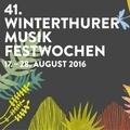 41. Winterthurer Musikfestwochen
