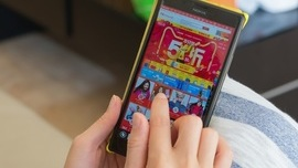 Alibaba's eCommerce App Grows With Strong Social Engagement
