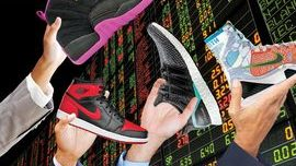 This Sneakerhead Made a Stock Exchange for Shoes