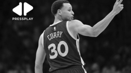 Steph Curry To Partner With PressPlay Startup