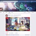 暴雪娛樂與 Facebook 合作一鍵遊戲直播