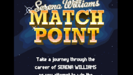 Gatorade is Running a Serena Williams Snapchat Video Game Ad