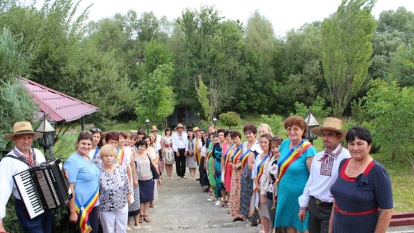 Women Mayors from Moldova, in an Exchange of Experience in the Village where People Never Had to Leave