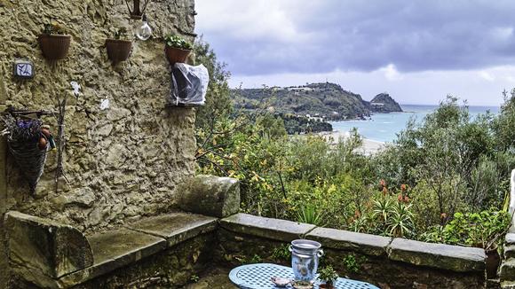 Vakantiehuis Casa del Nespolo in Capo d´Orlando op Sicilie - Italië met Dolcevia.com