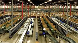 Under Armour Builds 1.3M Sq.Ft. Distribution Center