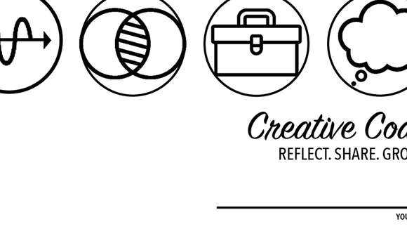 Creative Code: A workshop to grow creative confidence