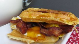 Waffle Sandwiches