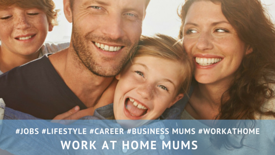 Logo for Weekly GoodBits #WAHM  - Work At Home Mums