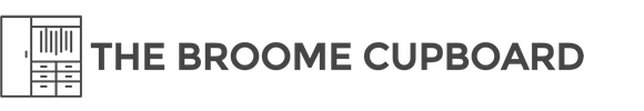 Logo for The Broome Cupboard