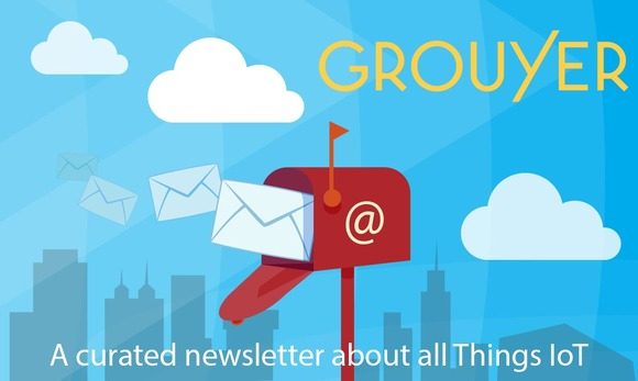 Logo for GrouYer - All Things IoT