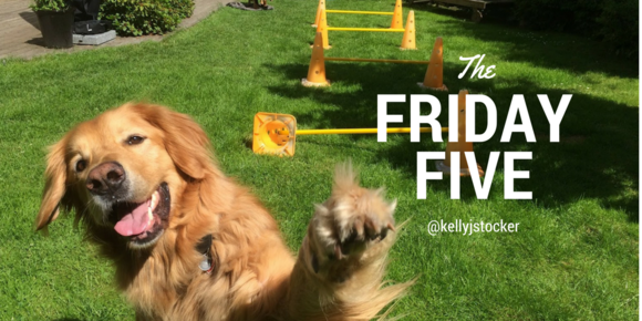 Logo for Friday Five