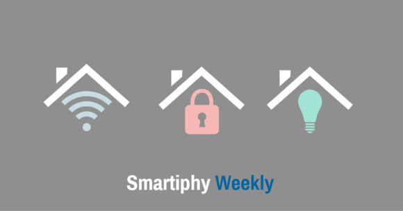 Logo for Smartiphy Weekly Newsletter